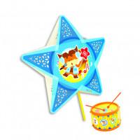 Đèn lồng ngôi sao - thông minh âm nhạc Kibu KBCC484