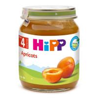 Dinh dưỡng đóng lọ HiPP vị mơ tây (125g)