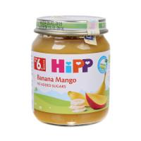 Dinh dưỡng đóng lọ HiPP vi chuối xoài 4217 (125g)