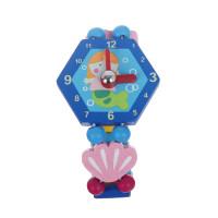 Đồng hồ đeo tay Fairy xanh 9086041