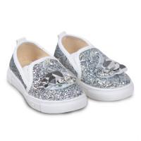 Giày thời trang bé gái đính lấp lánh và thiên nga size nhí (1-3 tuổi)