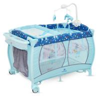 Giường cũi siêu nhẹ Mamago LN05 cho bé
