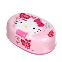 Hộp đựng giấy ướt Hello Kitty E102