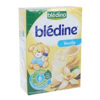 Bột pha sữa Bledina vị Vani 500g