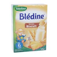 Bột pha sữa Bledina vị bích quy 500g