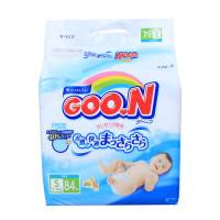 Bỉm dán Goon size S - 84 miếng nội địa (cho bé 4-8kg)