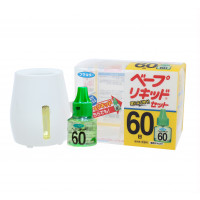 Máy đuổi muỗi xông tinh dầu Nhật Bản 60 ngày
