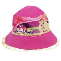 Mũ vành bé gái in hình công chúa Babie BH1001