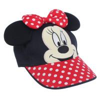 Mũ lưỡi trai bé gái đính hình chuột Mickey MC242