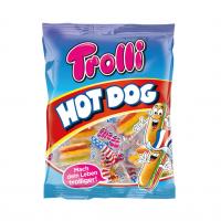 Kẹo dẻo Trolli Hot Dog 150g