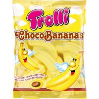 Kẹo dẻo Trolli Choco Bananas 150g