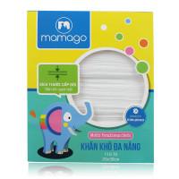 Khăn vải khô đa năng Mamago 110pcs
