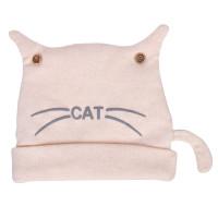 Mũ thời trang in râu mèo cat