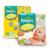 Bỉm Pampers cao cấp NB24 (24 miếng)