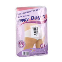 Quần lót cotton Happy days 5pcs