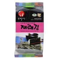 Rong biển Jaejae nhập khẩu 5g*3 gói