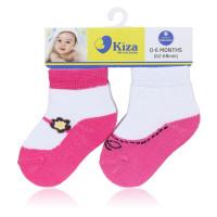 Set 2 đôi tất sơ sinh Kiza 2016ss-227