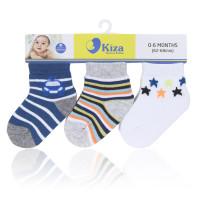 Tất cho trẻ sơ sinh Kiza 2016bss-224