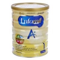 Sữa bột cho bé Enfamil A+ số 1 hộp 900g