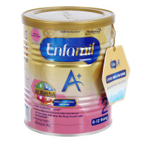 Sữa bột cho bé Enfamil A+ số 2 hộp 400g