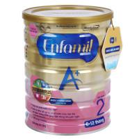 Sữa bột cho bé Enfamil A+ số 2 hộp 900g