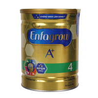 Sữa bột Enfagrow A+ 360° Brain DHA số 4 (900g)