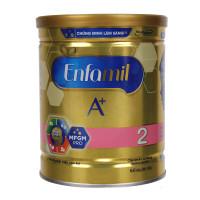 Sữa bột Enfamil A+ 360° Brain DHA số 2 (400g)