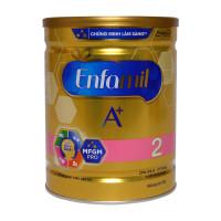 Sữa bột Enfamil A+ 360° Brain DHA số 2 (900g)
