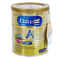 Sữa bột Enfamil A+ số 1 hộp 400g