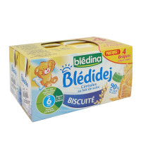 Sữa nước Bledina vị bánh bích quy 250ml