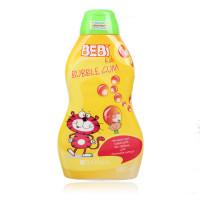 Sữa tắm gội cho bé Bebi Kids Bubble Gum hương kẹo gum 380ml