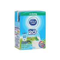 Sữa tươi tiệt trùng có đường Active 20+ Dutch Lady 110ml