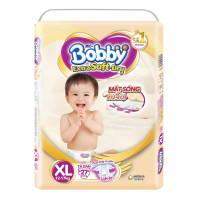 Bỉm - Tã dán Bobby Extra Soft Dry size XL - 27 miếng (cho bé 12-17kg)