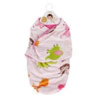 Túi ngủ trẻ em hình quả trứng lông cừu AMB
