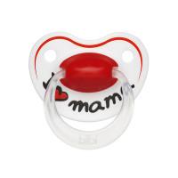 Ty ngậm cao cấp Bibi I Love Mama (0-16M)
