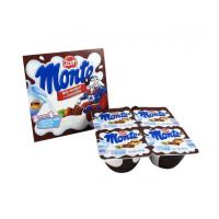 Váng sữa Monte Zott- Socola 4x55g
