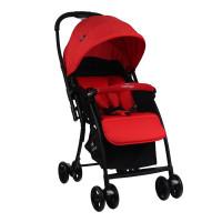 Xe đẩy cho bé Mamago Compact 319 Linen Premium (Đỏ)