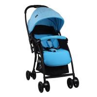 Xe đẩy cho bé Mamago Compact 319 Linen Premium (xanh dương)