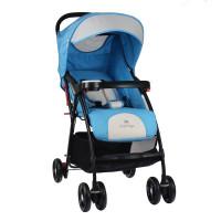 Xe đẩy Mamago Friendly Plus C05 màu xanh