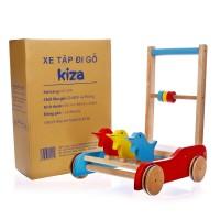 Xe tập đi gỗ cho bé Kiza KZ-009