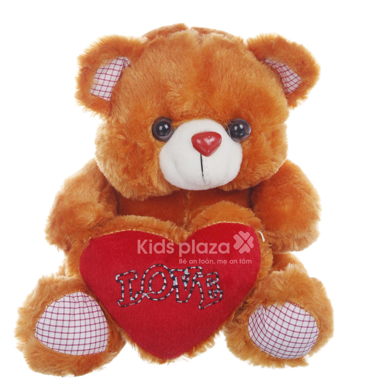 Gấu bông bé gái Teddy Bear chất liệu mềm mại