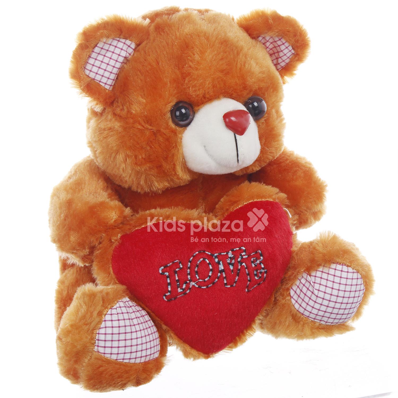 Gấu bông bé gái Teddy Bear thiết kế thông minh