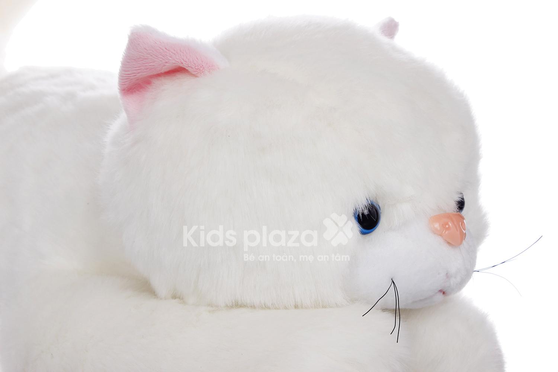 Đồ chơi thú bông mèo xù ngộ nghĩnh KC được các bé ưa thích