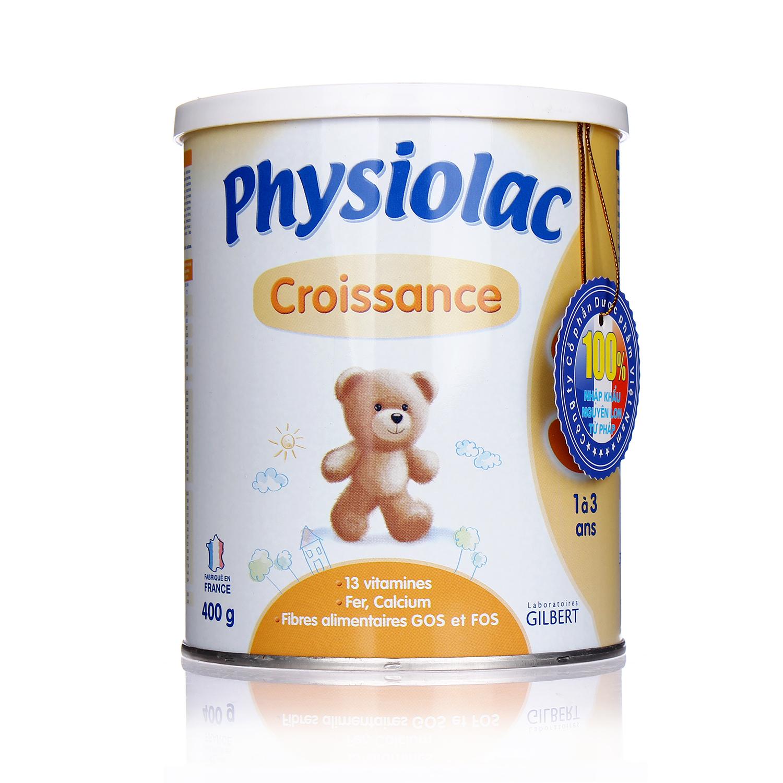 Sữa Physiolac số 3 400g
