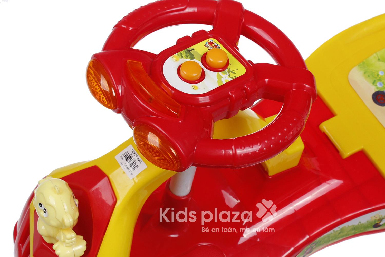 Xe lắc trẻ em Y03 thiết kế thông minh an toàn