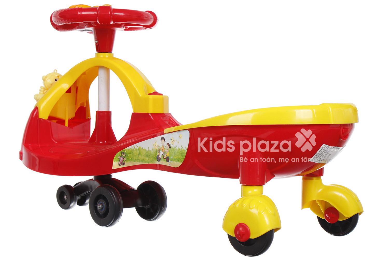 Xe lắc trẻ em Y03 cho bé vận động an toàn