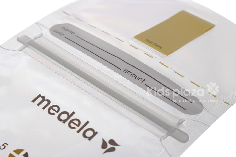 Túi trữ sữa Medela dùng để bảo quản sữa an toàn