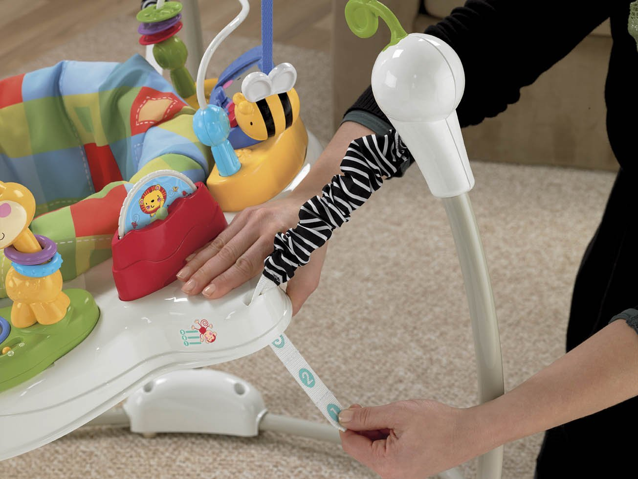Fisher-Price Discover 'n Grow Jumperoo W9466
