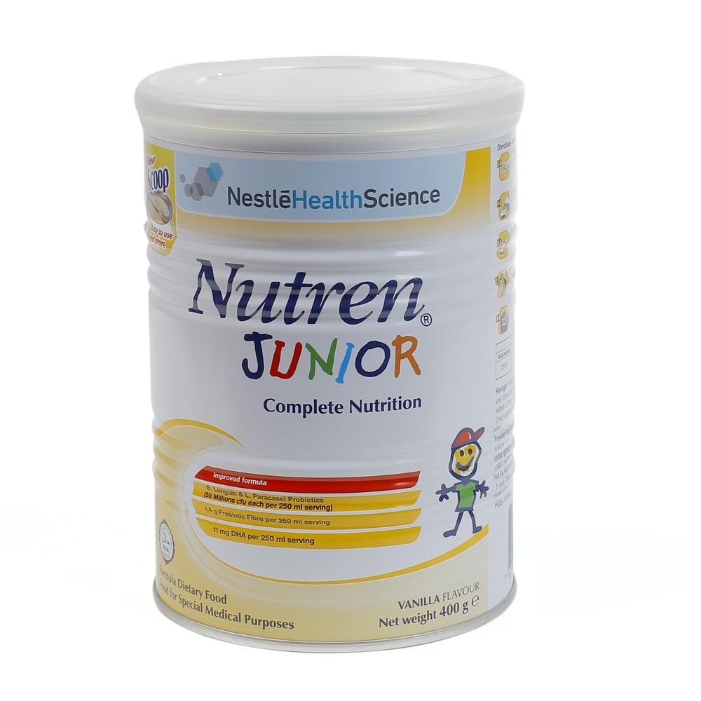 Sữa Nutren Junior 400g có tốt không?